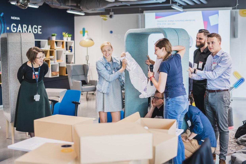 Design Thinking Camp, czyli z czym się je event o tematyce DT